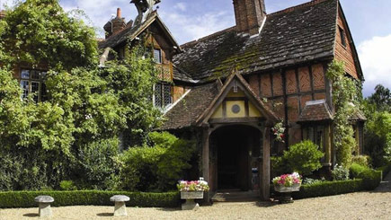 Luxury Escape for Two at Langshott Manor
