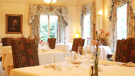 Country House Escape with Dinner for Two at The Lake Country House Hotel, Powys