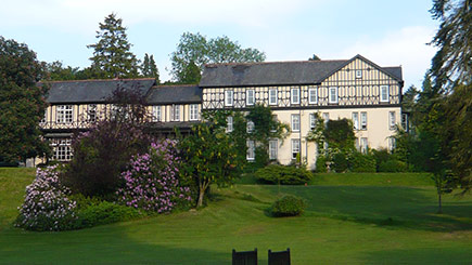 Pamper Spa Break for Two at The Lake Country House Hotel, Wales