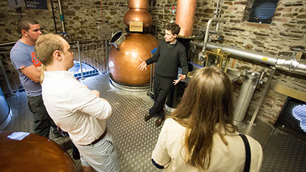 Lakes Distillery Tour and Afternoon Tea for Two, Cumbria