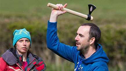 Axe Throwing In Denbighshire  North Wales