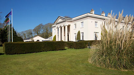 Hotel Escape for Two at Lamphey Court Hotel and Spa