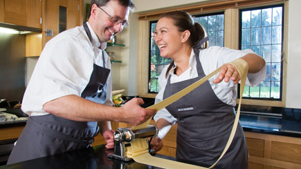 Six Course Tasting Menu For Two With Wine At The Harrow At Little Bedwyn