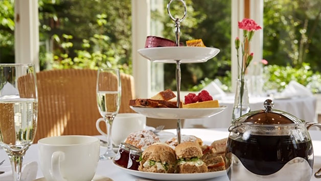 Afternoon Tea With Bubbles For Two At Marco Pierre White  Mercure Bridgwater