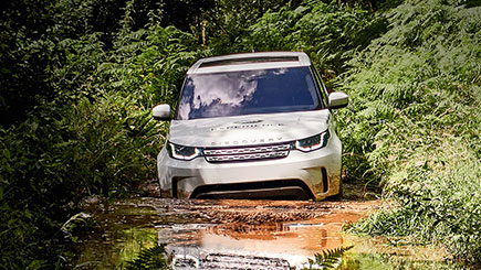 Off Road Land or Range Rover Thrill