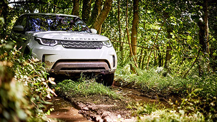 Full Day Off Road Land or Range Rover Driving