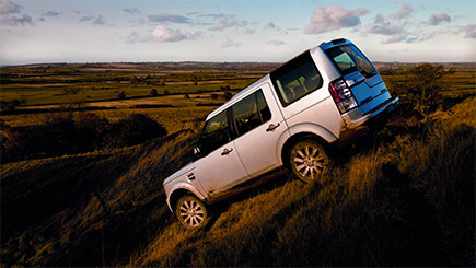 Full Day Off Road Land Rover Driving in Bedfordshire