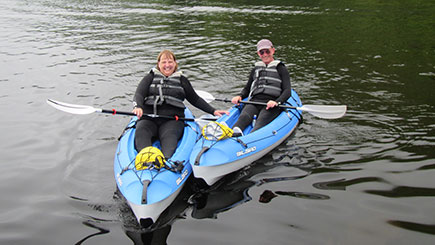 Kayaking for Two in Loch Lomond