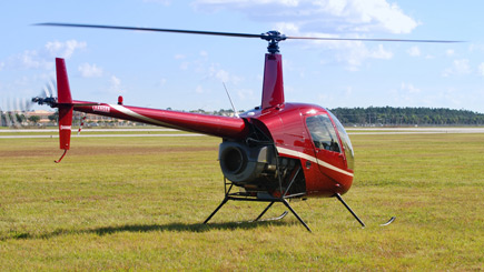 30 Minute Helicopter Trial Flight In Hampshire