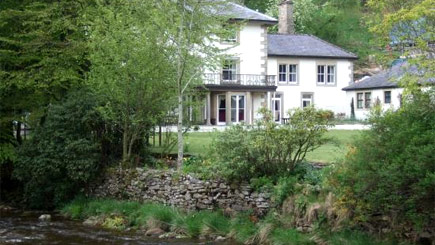 Hotel Escape for Two at Lovelady Shield Country House Hotel, Cumbria