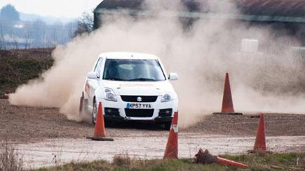 Extended Junior Rally Thrill