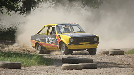 Half Day Rally Course In Oxfordshire