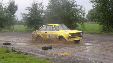 Extended Rally Driving in Oxfordshire