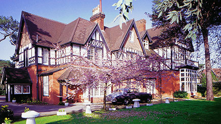Boutique Escape For Two At Langtry Manor  Dorset