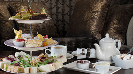 Edwardian Afternoon Tea for Two at Langtry Manor