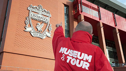 Liverpool Fc Anfield Stadium Tour For Adults
