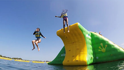 Click to view product details and reviews for Aquapark Splash For Two.