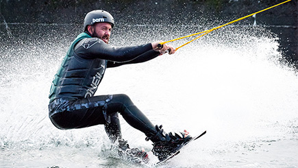 Introduction to Wakeboarding with Ringo Ride in Liverpool