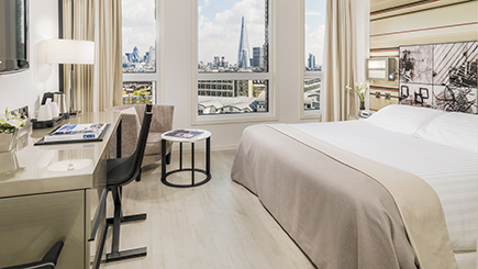 Boutique Escape with Dinner for Two at H10 London Waterloo Hotel