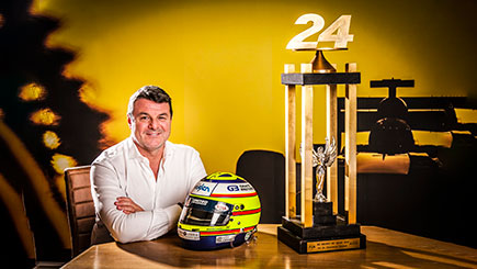 Racing Simulator Day with Mark Blundell for Six