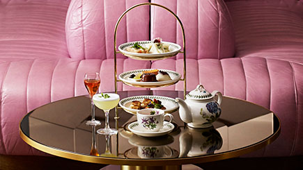 Wyld Afternoon Tea and Cocktails for Two at Dandelyan