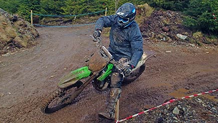 Motocross Day in Powys