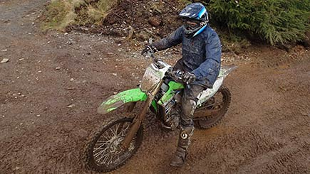 Motocross Day for Two in Shropshire