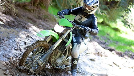 Women Only Off Road Biking Adventure for Two in Shropshire
