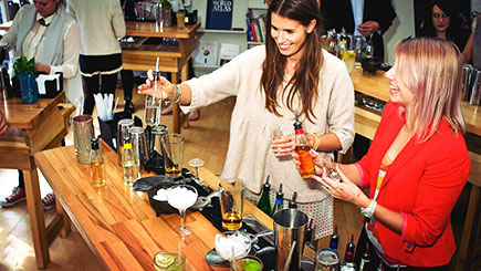 Cocktail Masterclass for Two
