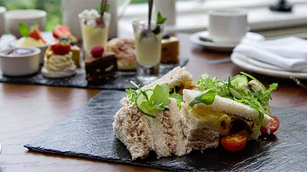 Afternoon Tea for Two at Makeney Hall Hotel, Derbyshire