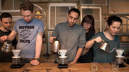 Signature Coffee Masterclass In London