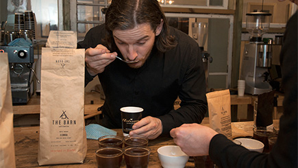 Signature Coffee Masterclass For Two In London