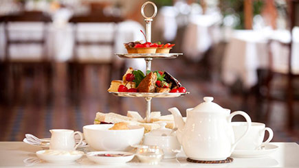 Afternoon Tea For Two In Reading