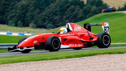 Extended Formula Renault Thrill