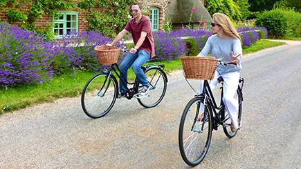 Hampton Court Palace Bike Tour For Two