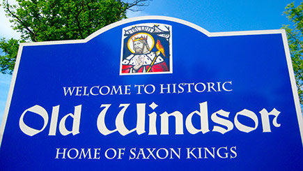 Windsor Castle Bike Tour