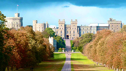Windsor Castle Bike Tour for Two