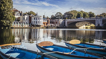 Two Night Boutique Escape for Two at The Mitre Hotel