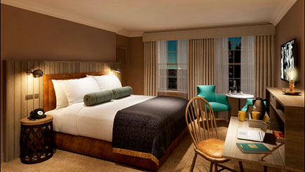 Two Night Boutique Escape for Two at The White Horse Dorking