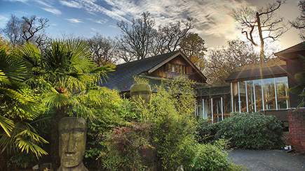 Hotel Escape for Two at Marwell Hotel, Hampshire