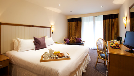 Two Night Hotel Escape for Two at Marwell Hotel, Hampshire