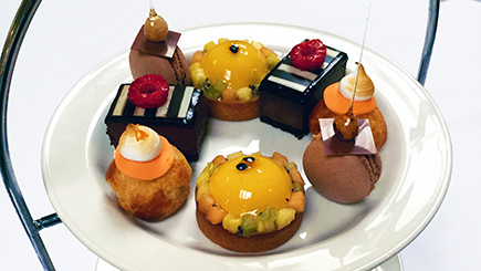 Afternoon Tea for Two at Marwell Hotel, Hampshire