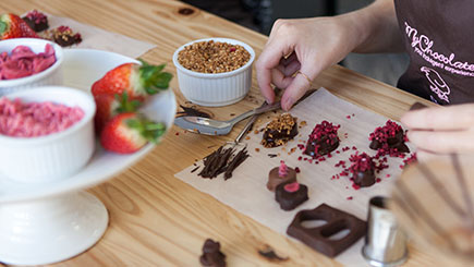 Chocolate Making Workshop in Manchester