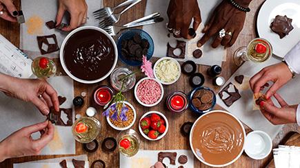 Chocolate Making Workshop in Brighton
