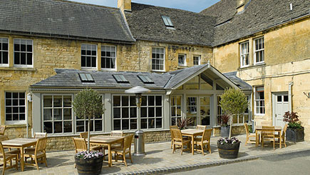 Hotel Escape with Dinner for Two at Noel Arms Hotel