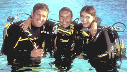 Scuba Diving For Two In Kent