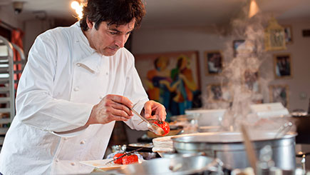 Simply Novelli Cookery Course with Jean-Christophe Novelli