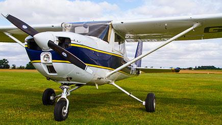 60 Minute Light Aircraft Flight In Peterborough