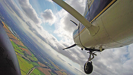 30 Minute Light Aircraft Flight In Cambridgeshire