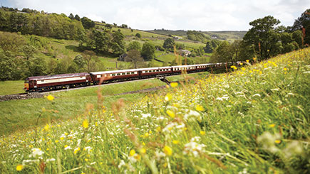 Northern Belle Luxury Train Day Trip